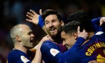 KẾT QUẢ Barcelona - Sevilla: Ác mộng kinh hoàng, 5 bàn rực rỡ