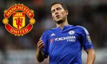 Fan Man United 'giận lẫy' khi bị Hazard từ chối
