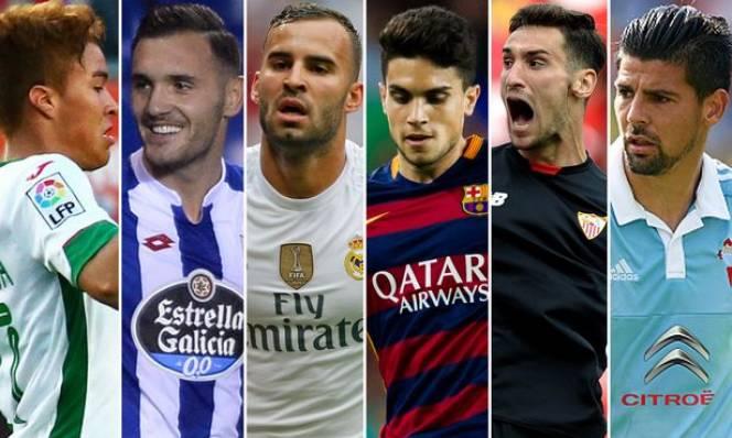 Cập nhật danh sách chuyển nhượng La Liga Hè 2016