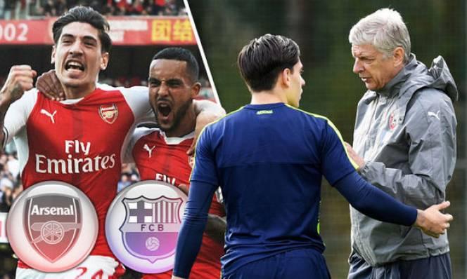 Nhìn lại toàn cảnh vụ Bellerin: Arsenal dọa kiện, Barca không dám 'làm càn'