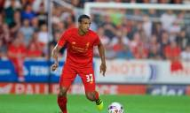 Liverpool lo mất trung vệ trụ cột trong tháng 1