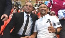 Bóng đá Singapore gây sốc với Roberto Carlos
