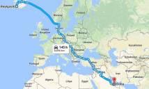 Tuyển trạch viên MU đi lạc 8.800 cây số