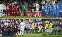 Real Madrid trải qua mùa giải tệ nhất thế kỷ về thống kế bất ngờ này