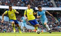 Chấm 11m ma ám, Man City nhọc nhằn giành điểm trước Everton