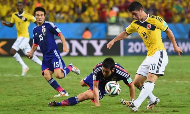 Colombia vs Nhật Bản (19h00, 19/06): Khuất phục tinh thần của châu Á