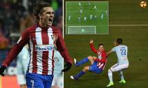 Atletico Madrid thắng nghẹt thở trong ngày Torres hỏng ăn penalty