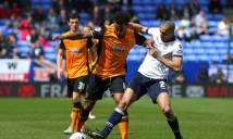 Nhận định Bolton vs Hull City 22h00, 01/01 (Vòng 26 - Hạng Nhất Anh)