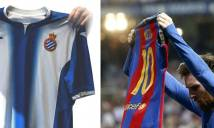 Trước thềm Derby Catalan: Messi bị đá xoáy