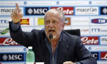 Chủ tịch yêu cầu Napoli buông trận đấu Man City