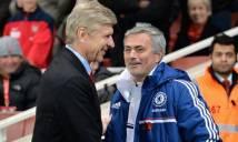 Bỏ qua hận thù, Wenger khẳng định bắt tay Mourinho
