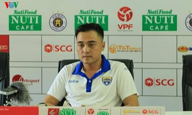HLV Thanh Hóa nuôi mộng vô địch, quyết đánh bại Hà Nội FC, 'bỏ ngỏ' việc Tiến Dũng bắt chính