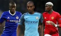 Điểm mặt những 'máy chém' của top 6 giải Ngoại hạng Anh