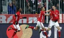 Bayern lập siêu kỷ lục sau chiến thắng trước Atletico