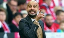 Pep Guardiola thừa nhận đã khuyến khích các cầu thủ Man City ăn mừng