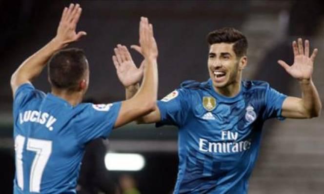 Sao trẻ Asensio nói gì sau khi lập cú đúp giúp Real Madrid chiến thắng?
