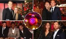 Dàn sao Bayern nô nức tổ chức Giáng sinh sớm