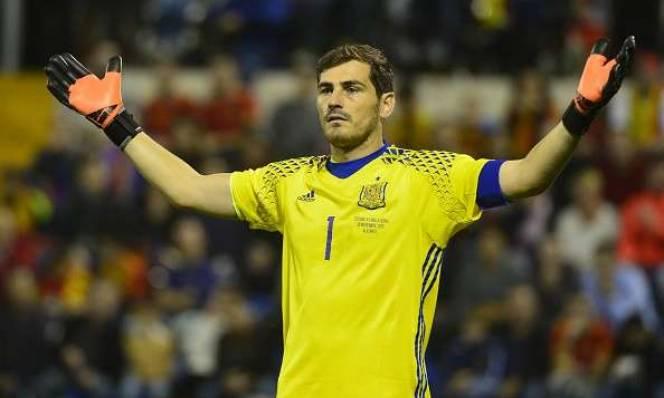 Casillas có khả năng chia tay ĐTQG