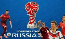 Điểm tin sáng 17/6: Hôm nay khai màn Confederations Cup 2017