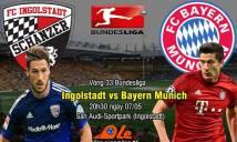 Ingolstadt vs Bayern Munich, 20h30 ngày 07/05: Chạm tay vào đĩa bạc