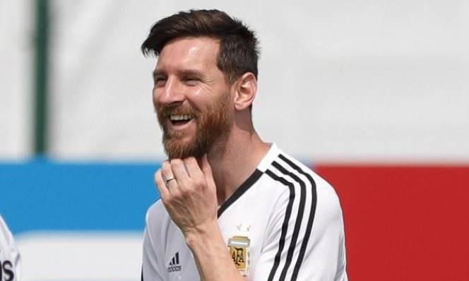 Dàn sao Argentina cười tươi trên sân tập sau 'cơn bão mang tên Croatia'