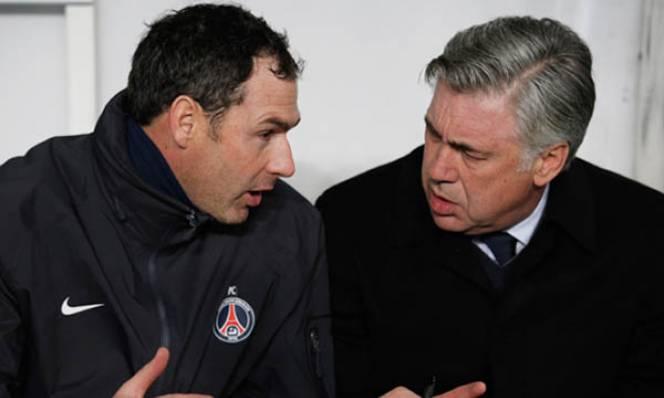 Ancelotti mang theo 'cánh tay phải' Bayern