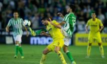 Real Betis vs Villarreal, 02h30 ngày 05/04: Điểm cho Tàu ngầm