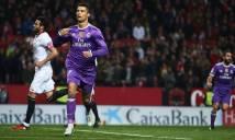 Real đứt mạch bất bại, Ronaldo vẫn lập kỷ lục