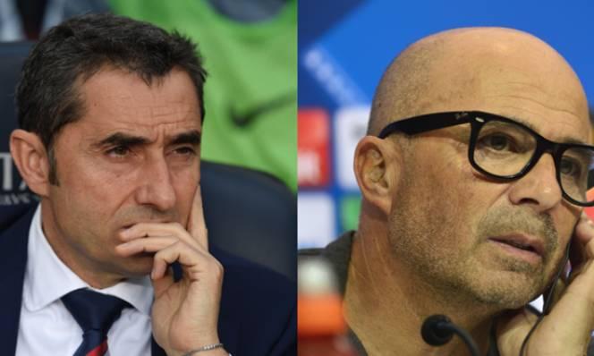 5 HLV xuất sắc nhất La Liga: Bí ẩn Sampaoli và Valverde
