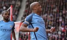 Ghi bàn liên tiếp trong hiệp 2, Man City nhẹ nhàng hạ gục Southampton
