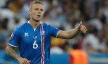 Áo đấu của Iceland đang 'cháy hàng'