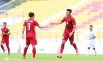 HLV Hữu Thắng vẫn chưa hài lòng về kết quả trận đấu