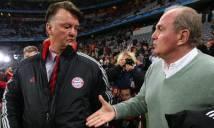 HLV Louis Van Gaal trở lại Bayern Munich?