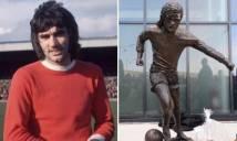 """Sau Ronaldo, NHM lại thêm một lần phì cười với bức tượng xấu """"ma chê quỷ hờn"""" của huyền thoại Man Utd"""