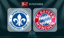 Darmstadt vs Bayern Munich, 21h30 ngày 18/12: Lấy lại ngôi đầu