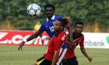 U19 Đông Timor đẩy U19 Việt Nam vào thế khó