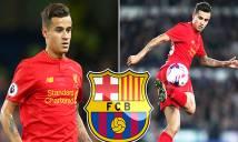 Liverpool lo lắng vì Barca nghiêm túc với Coutinho