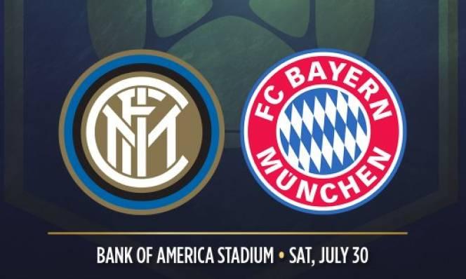 Inter Milan vs Bayern Munich, 04h05 ngày 31/07: Khó chặn đà sa sút
