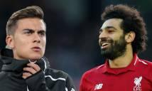 Juventus muốn đổi Dybala lấy Salah vì Ronaldo