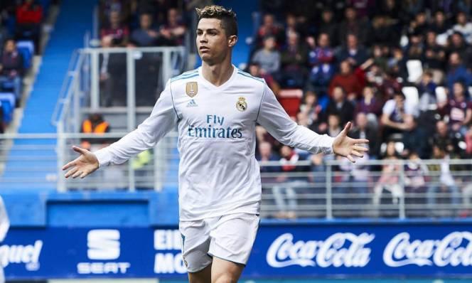 Thống kê SỐC về số bàn thắng của Ronaldo mùa này