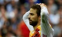 Pique bị tiền bối giục từ giã ĐT Tây Ban Nha