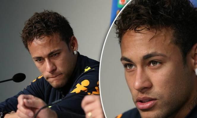 Gây hấn với HLV đã là sở thích của Neymar