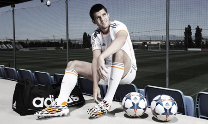 Real đạt thỏa thuận với Morata