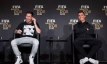 Quả bóng vàng 2016: Thế giới đang ủng hộ Messi