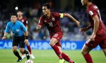 Thái Lan khủng hoảng hàng công trước đối đầu Việt Nam tại King's Cup 2019