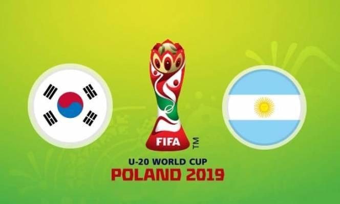 Nhận định U20 Hàn Quốc vs U20 Argentina, 01h30 ngày 01/06: Mục tiêu sống còn