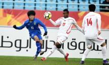 Kết quả U23 Thái Lan - U23 Palestin: Thua cả 3 trận, người Thái cúi mặt về nước