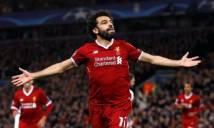 Lập siêu phẩm trước Man City, Salah cân bằng kỉ lục của Gerrard