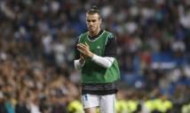 Tiếp tục không được ra sân, tương lai của Bale tại Real coi như đã hết