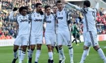 SOI SỐ BÀN THẮNG Crotone - Juventus, 1H45 - 19/4 (SERIE A 2017-18)